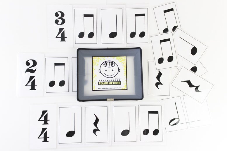 Rhythm Game - Full Set (52 pieces)
